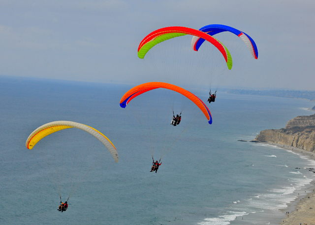 Flying FAQ's | Torrey Pines Gliderport