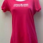 tpg ladies v-neck pink