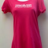 tpg ladies v-neck pink
