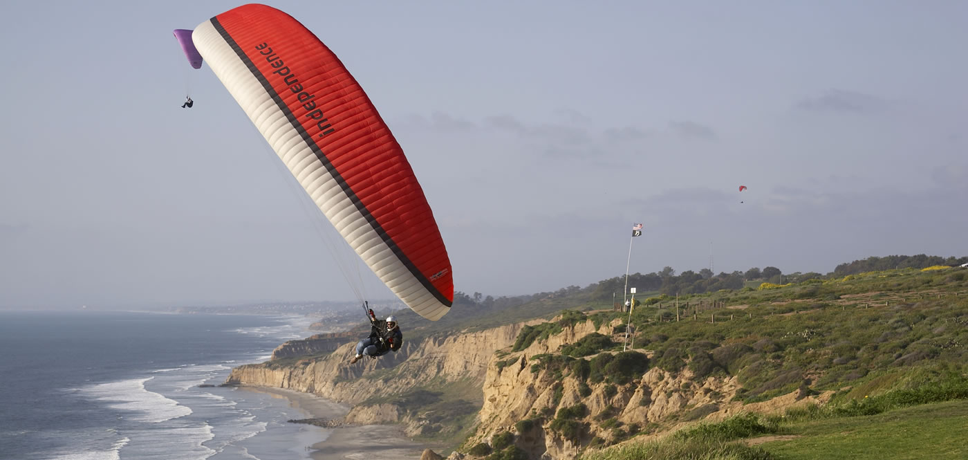 Paragliding and Hang Gliding | Torrey Pines Gliderport