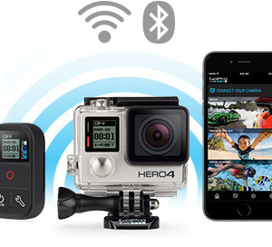 GoPro4 Silver Featurs