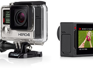Hero4 full color LCD screen