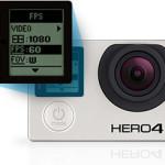 GoPro Hero4 - the high dev camera