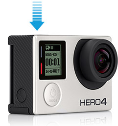 Hero4 Silver Features