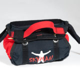 Skyman front mount reserve container