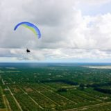 Ozone Buzz Z5 xc flying